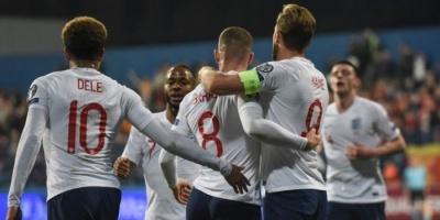 ساوثجيت يعلن تشكيلة إنجلترا لمواجهة بلغاريا