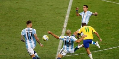 الرياض تستضيف السوبر كلاسيكو بين البرازيل والأرجنتين الشهر المقبل