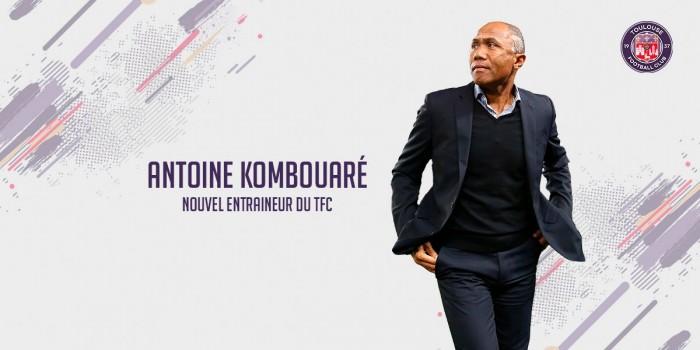 أنطوان كومباريه مدربا جديدا لتولوز الفرنسي