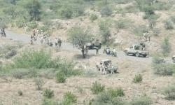 قيادات حوثية تعترف بصعوبة وضع قواتهم شمال الضالع