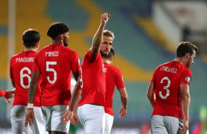 إنجلترا تكتسح بلغاريا بستة أهداف وتقترب كثيرا من يورو 2020