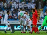 موعد المباراة التاريخية بين فلسطين والسعودية في تصفيات كأس العالم