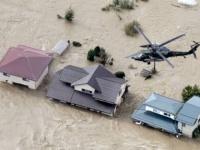 """ارتفاع حصيلة ضحايا إعصار """"هاغيبس"""" إلى نحو ٧٠ قتيلا"""