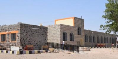 غدا.. افتتاح مدرستين بمحافظة لحج بتمويل سعودي (صور)