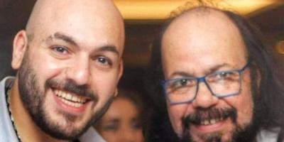 نجل طلعت زكريا يبعث رسالة مؤثرة للفنان الراحل