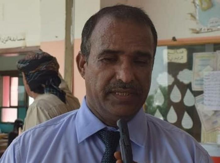 مدير مكتب التعليم بلحج يكشف أسباب إغلاق المدارس في مديريات المحافظة