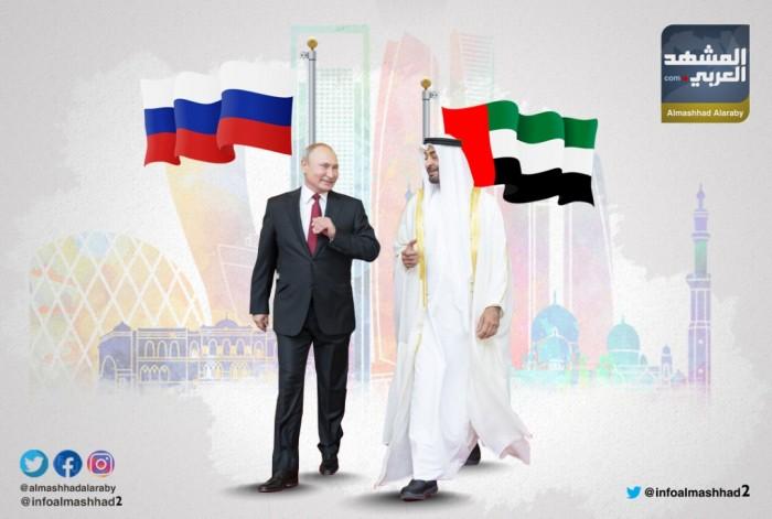 الرئيس الروسي في زيارة رسمية إلى العاصمة الإماراتية أبو ظبي (انفوجرافيك)