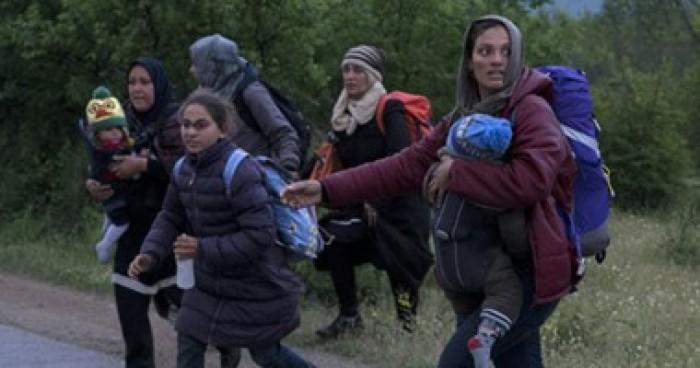 ضبط عصابة لتهريب البشر في مقدونيا الشمالية
