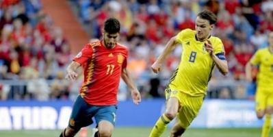 منتخب إسبانيا يتأهل إلى نهائيات أوروبا بعد تعادله مع السويد