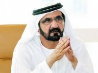 بن راشد عن أمير الكويت: قرت عيوننا بعودته لأهله ودياره