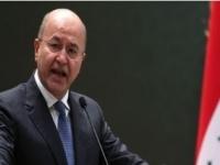 الرئيس العراقي: لم أوافق على 13 ألف داعشي من سوريا إلى بلادنا