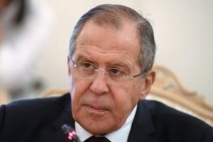 لافروف: موسكو مستعدة للتعاون في مجال مكافحة الإرهاب