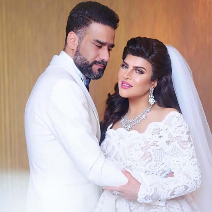 الكويتية غدير السبتي تعلن انفصالها عن زوجها