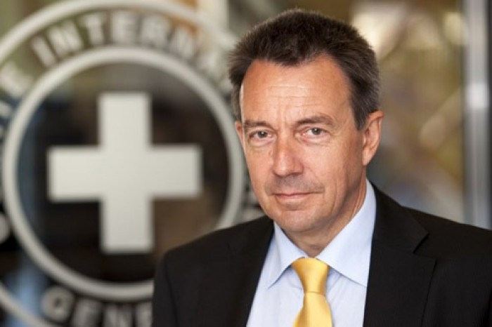 رئيس اللجنة الدولية للصليب الأحمر يزور صنعاء وعدن