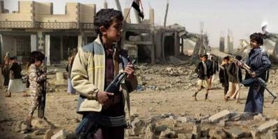 أطفالٌ في محارق الحوثي.. حياة بائسة تستغلها المليشيات