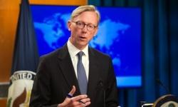 هوك: سنواصل حملة الضغط على إيران ونسعى إلى اتفاق نووي جديد