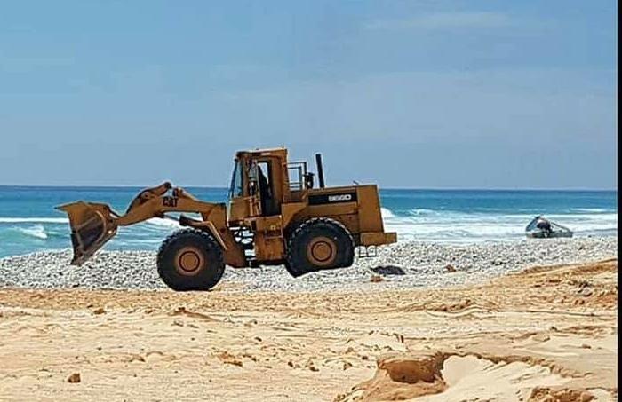بدعم إماراتي .. إنشاء خيصة للصيادين في جزيرة سقطرى