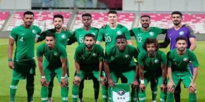 تغيرات في صفوف المنتخب السعودي بعد موقعة فلسطين