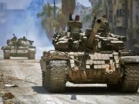 """قوات النظام السوري تدخل """"كوباني"""" بالاتفاق مع الأكراد"""
