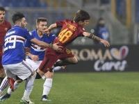 سوء الأحوال الجوية يهدد إقامة مباراة سامبدوريا وروما بالدوري الإيطالي