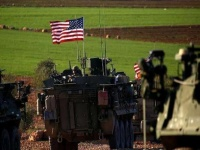 قوات التحالف الأمريكى تغادر مدينتى الرقة والطبقة شمالي شرق سوريا