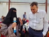 بالتفاصيل..رئيس الصليب الأحمر يطرح مبادرة  جديدة على الحوثيين