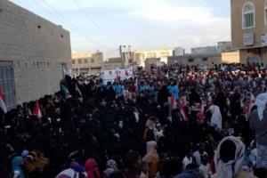 انتقالي المهرة ينظم حفلاً جماهيرياً بمناسبة ذكرى ثورة أكتوبر