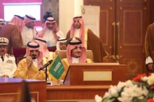 وزراء الداخلية بمجلس التعاون الخليجي يدينون الهجمات التخريبية على منشآت أرامكو