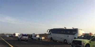 الأزهر الشريف ينعي ضحايا تصادم حافلة المعتمرين بالسعودية
