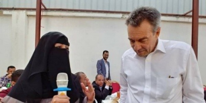 الحوثيون يمنعون رئيس الصليب الأحمر من زيارة النساء المعتقلات