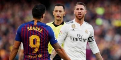 رسمياً.. تأجيل الكلاسيكو بين ريال مدريد وبرشلونة