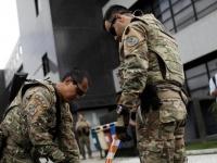 هجوم مسلح على مطار بالبرازيل ومقتل 5 إرهابيين