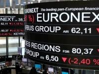 بسبب المخاوف التجارية.. الأسهم الأوروبية تغلق منخفضة
