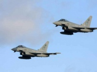 3 غارات جديدة من التحالف على مواقع الحوثي بصعدة