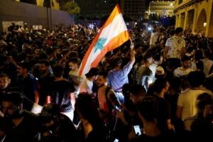 سياسي سعودي عن انتفاضة لبنان: ثورة ضد الفساد والولاء لإيران