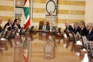 مجلس الوزراء اللبناني يلغي جلسة الحكومة المقررة بشأن المظاهرات