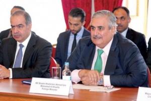 وزير خارجية البحرين: قطر تحاول عرقلة اتفاق جدة