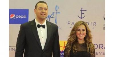شيري عادل توضح سبب ظهورها مع طليقها معز مسعود بمهرجان الجونة (فيديو)