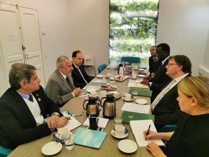 اجتماع سعودي فنلندي لمناقشة برامج المساعدات باليمن