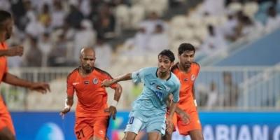 الظفرة ينتزع فوزا صعبا من عجمان في الدوري الإماراتي