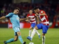 غرناطة يهزم أوساسونا ويصعد لوصافة الدوري الإسباني مؤقتا
