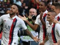 سان جيرمان يقسو على نيس برباعية في الدوري الفرنسي