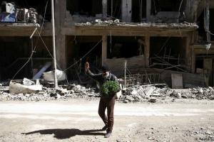 """وزير خارجية أمريكا: الوضع في سوريا تحسّن بعد """"الهدنة"""""""