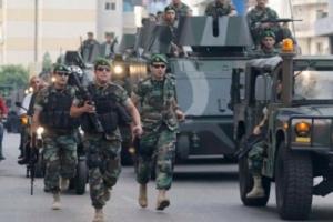 الجيش اللبناني يسيطر على ساحة رياض الصلح ببيروت