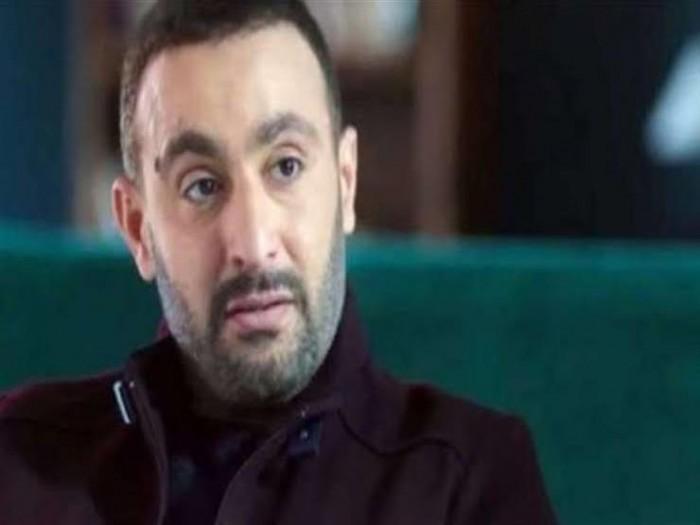 أحمد السقا ينعي والد الفنان أحمد مكي (صورة)