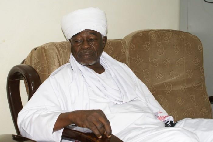 """وفاة القيادي بحزب المؤتمر الشعبي السوداني """"محمد الأمين خليفة"""""""