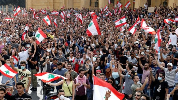 لبنان.. إطلاق سراح جميع الموقوفين في تظاهرات بيروت