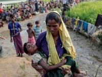 آلاف اللاجئين الروهينغا ينتقلون إلى جزيرة معزولة في بنغلاديش 