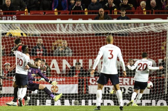 ليفربول يخطف تعادلا قاتلا من مانشستر يونايتد في ديربي إنجلترا