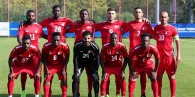 البحرين تتجاوز فرنسا لربع نهائي كأس العالم العسكري لكرة القدم
